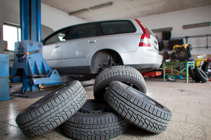 Things You Didn't Know About Tyres
